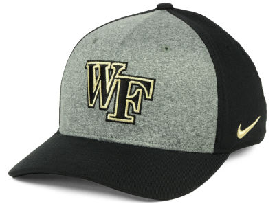 Wake Forest Demon Deacons Nike NCAA Legend Swooshflex Cap