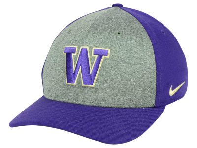 Washington Huskies Nike NCAA Legend Swooshflex Cap