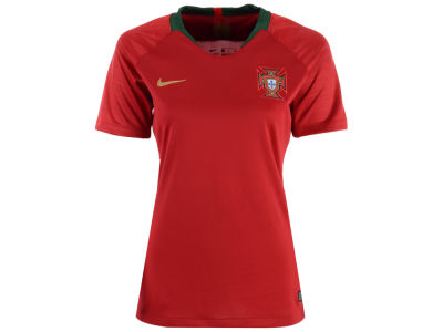Portugal Women's National Team Home Stadium Jersey
