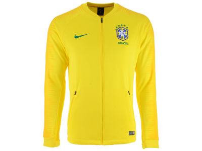 Brazil Men's National Team Anthem Jacket