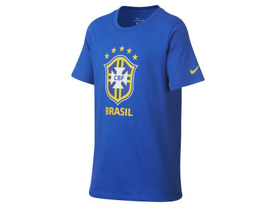 Brazil Nike National Team Youth Crest T-Shirt