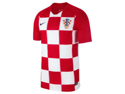 Croatia National Team Home Stadium Jersey