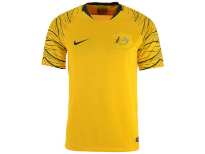 Australia National Team Home Stadium Jersey