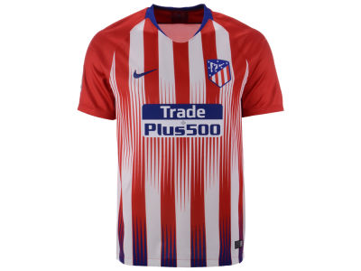Atletico Madrid Nike Men's Club Team Home Stadium Jersey