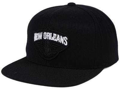NBA Logo Mitchell & Ness NBA Full Dollar Snapback Cap