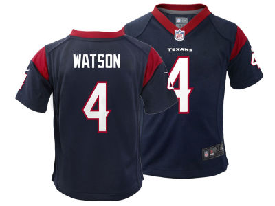 Houston Texans DeShaun Watson Nike NFL Kids Game Jersey