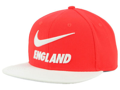 England Nike National Team Snapback Cap