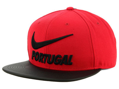 Portugal Nike National Team Snapback Cap