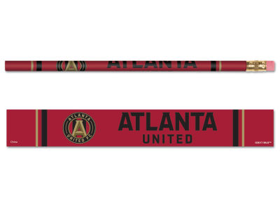 Atlanta United FC 6-pack Pencils