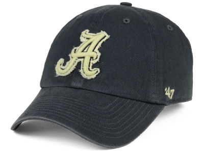 Alabama Crimson Tide '47 NCAA Double Out '47 CLEAN UP Cap