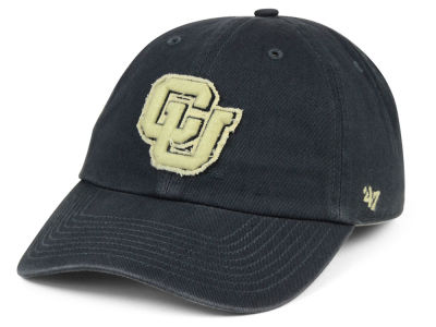 Colorado Buffaloes '47 NCAA Double Out '47 CLEAN UP Cap