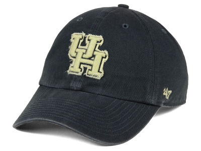 Houston Cougars '47 NCAA Double Out '47 CLEAN UP Cap