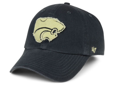 Kansas State Wildcats '47 NCAA Double Out '47 CLEAN UP Cap