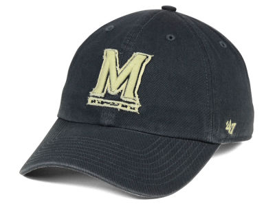 Maryland Terrapins '47 NCAA Double Out '47 CLEAN UP Cap