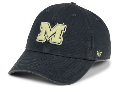 Michigan Wolverines '47 NCAA Double Out '47 CLEAN UP Cap