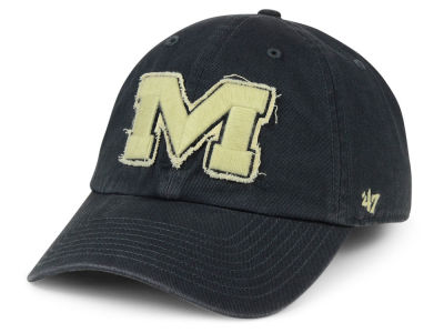 Ole Miss Rebels '47 NCAA Double Out '47 CLEAN UP Cap
