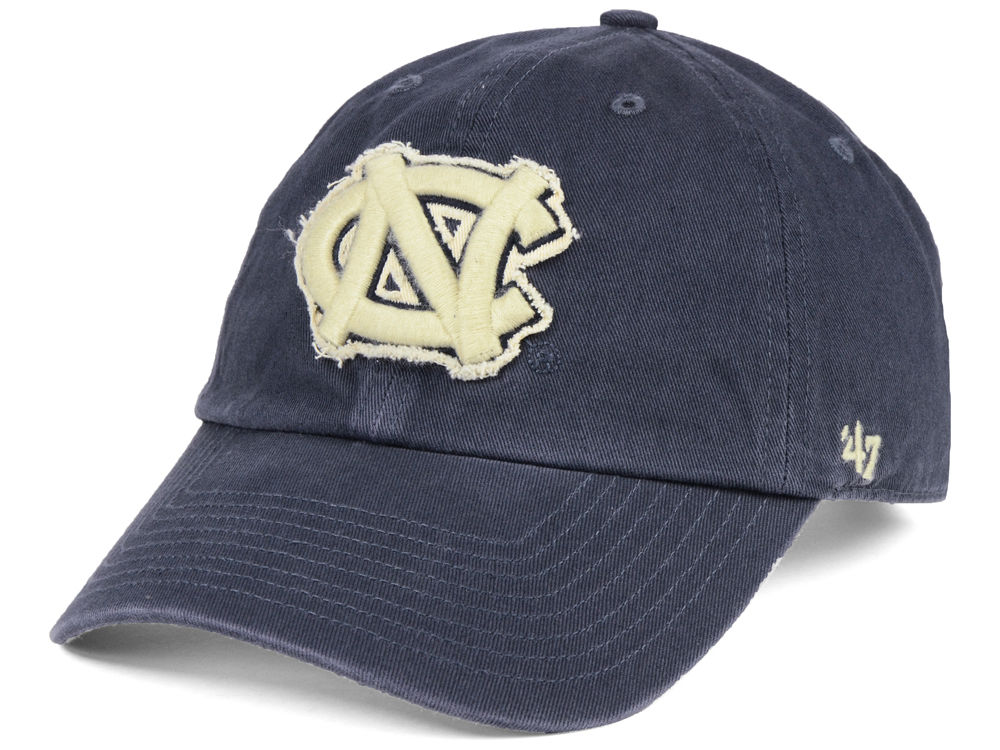 check out 8a95a a6232 germany north carolina tar heels 47 ncaa double out 47 clean up cap 644be  56bb7