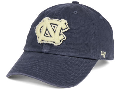North Carolina Tar Heels '47 NCAA Double Out '47 CLEAN UP Cap