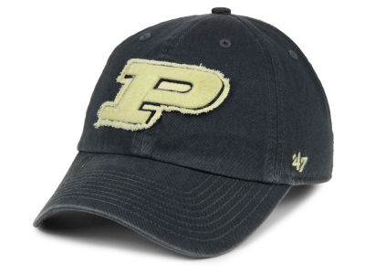 Purdue Boilermakers '47 NCAA Double Out '47 CLEAN UP Cap