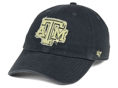 Texas A&M Aggies '47 NCAA Double Out '47 CLEAN UP Cap