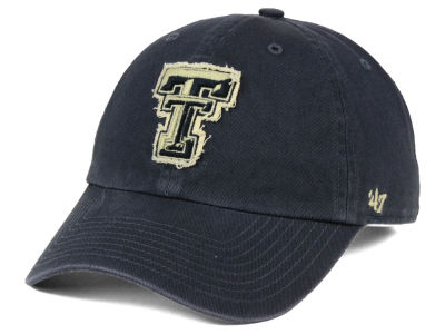 Texas Tech Red Raiders '47 NCAA Double Out '47 CLEAN UP Cap