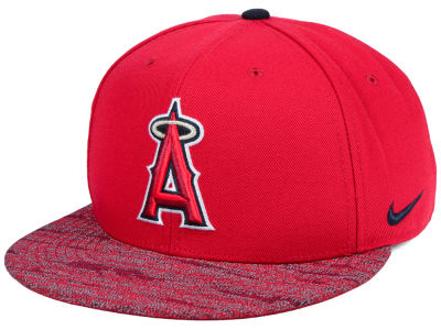 Los Angeles Angels Nike MLB Reverse New Day Snapback Cap