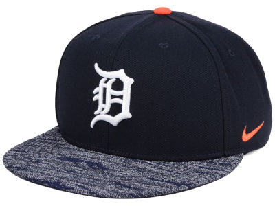 Detroit Tigers Nike MLB Reverse New Day Snapback Cap