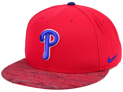 Philadelphia Phillies Nike MLB Reverse New Day Snapback Cap