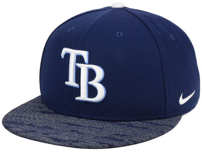best sneakers 10196 7da80 ... men lyst. view fullscreen 86b92 74528  netherlands tampa bay rays nike  mlb reverse new day snapback cap 5a05f ac754