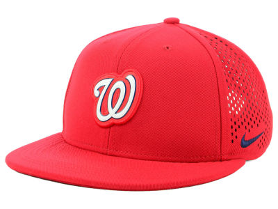 Washington Nationals Nike MLB Aerobill Snapback Cap