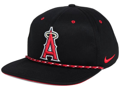 Los Angeles Angels Nike MLB String Bill Snapback Cap