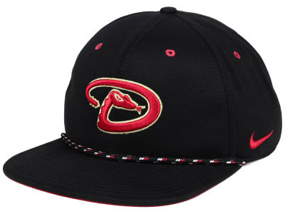 Arizona Diamondbacks Nike MLB String Bill Snapback Cap