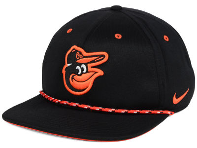 Baltimore Orioles Nike MLB String Bill Snapback Cap