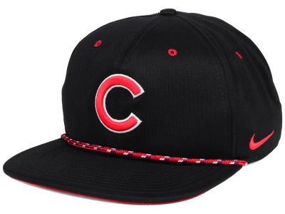 Chicago Cubs Nike MLB String Bill Snapback Cap