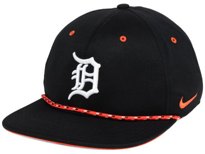 Detroit Tigers Nike MLB String Bill Snapback Cap