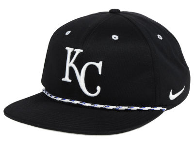 Kansas City Royals Nike MLB String Bill Snapback Cap