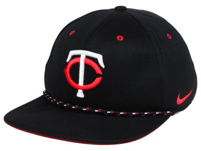 Minnesota Twins Nike MLB String Bill Snapback Cap