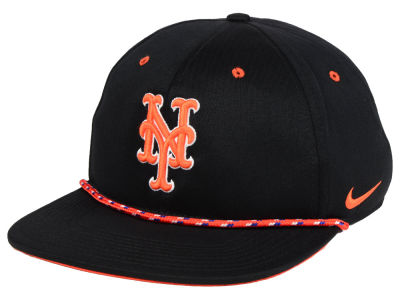 New York Mets Nike MLB String Bill Snapback Cap