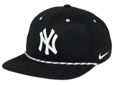 New York Yankees Nike MLB String Bill Snapback Cap