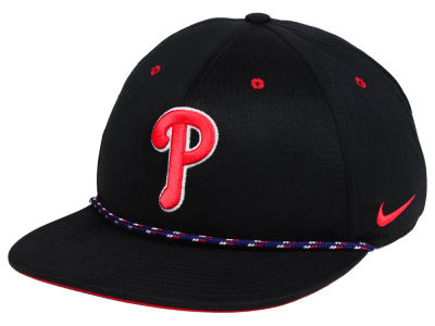 Philadelphia Phillies Nike MLB String Bill Snapback Cap