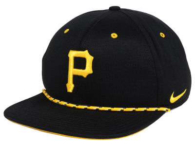 Pittsburgh Pirates Nike MLB String Bill Snapback Cap