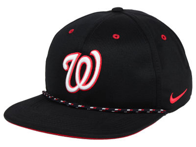 Washington Nationals Nike MLB String Bill Snapback Cap