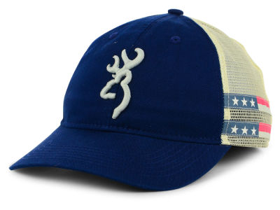 Browning Lady's Stars and Stripes Cap