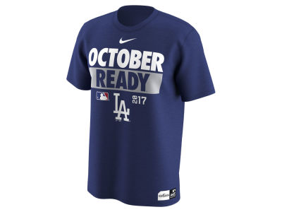Los Angeles Dodgers Nike MLB Men's October Ready T-Shirt