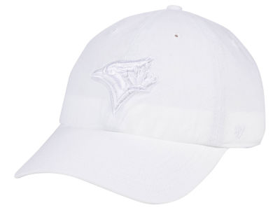 Toronto Blue Jays '47 MLB White/White '47 CLEAN UP Cap