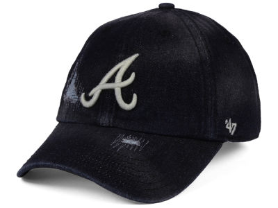 Atlanta Braves '47 MLB Dark Horse '47 CLEAN UP Cap