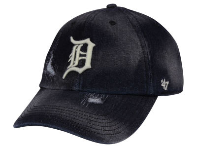 Detroit Tigers '47 MLB Dark Horse '47 CLEAN UP Cap