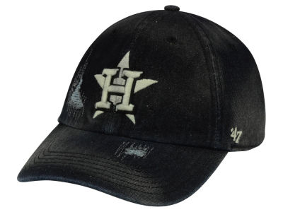 Houston Astros '47 MLB Dark Horse '47 CLEAN UP Cap
