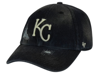 Kansas City Royals '47 MLB Dark Horse '47 CLEAN UP Cap