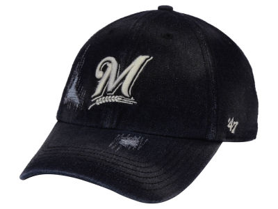 Milwaukee Brewers '47 MLB Dark Horse '47 CLEAN UP Cap